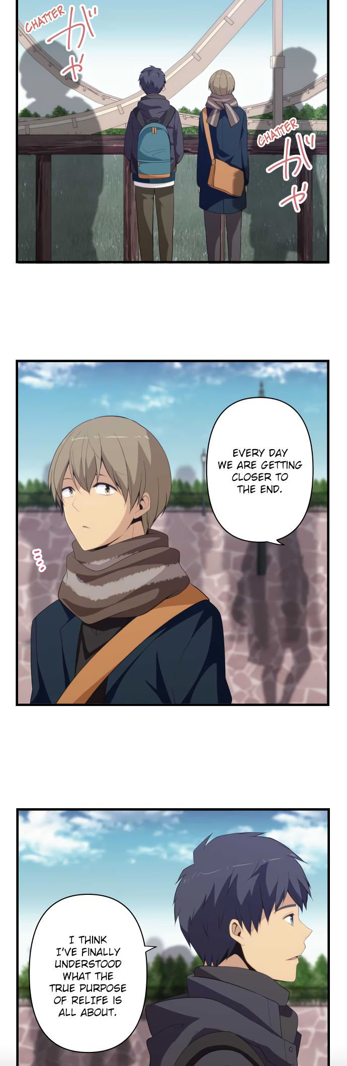 ReLIFE Chapter 207  Online Free Manga Read Image 19