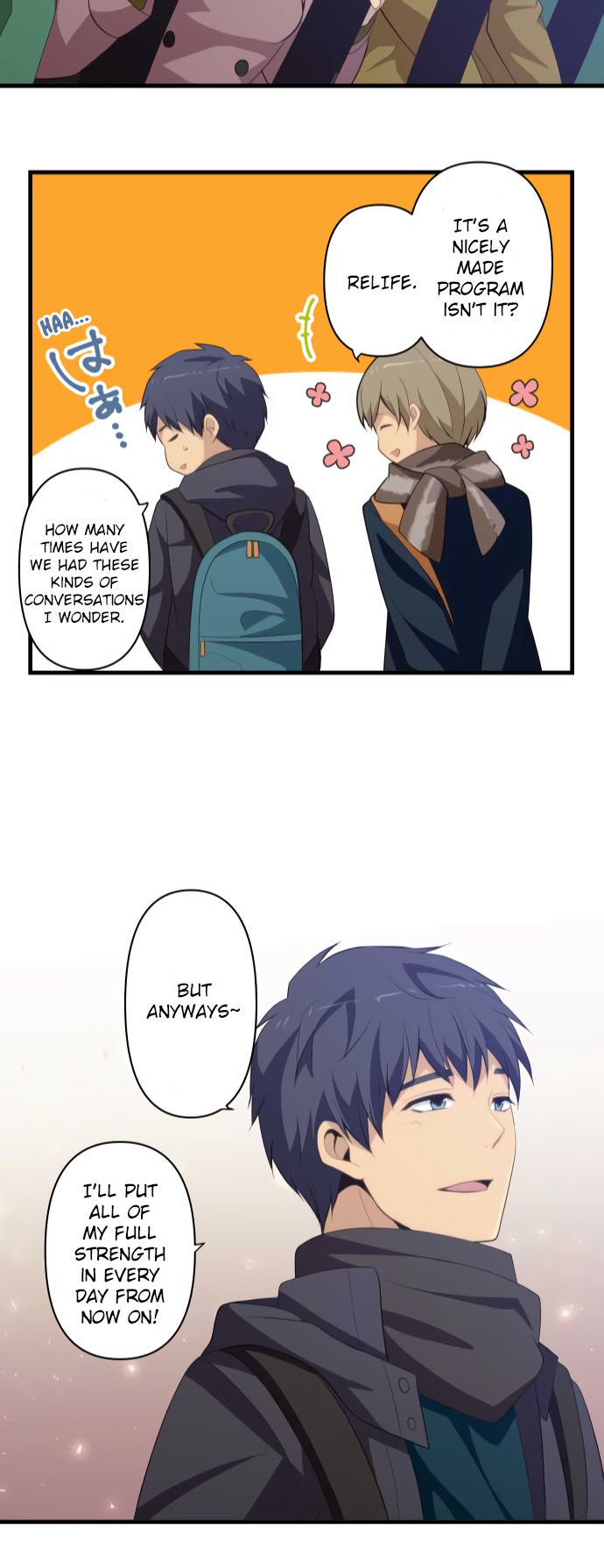 ReLIFE Chapter 207  Online Free Manga Read Image 23