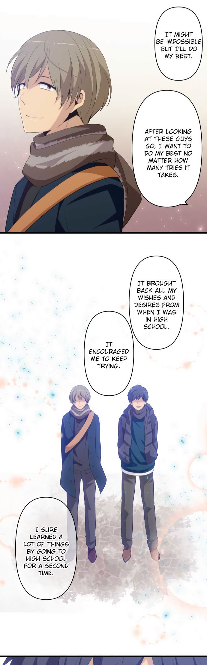 ReLIFE Chapter 207  Online Free Manga Read Image 24