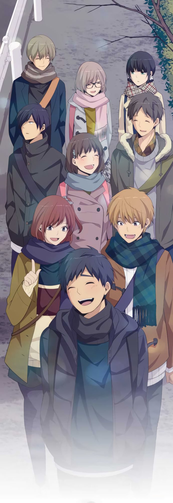 ReLIFE Chapter 208  Online Free Manga Read Image 13