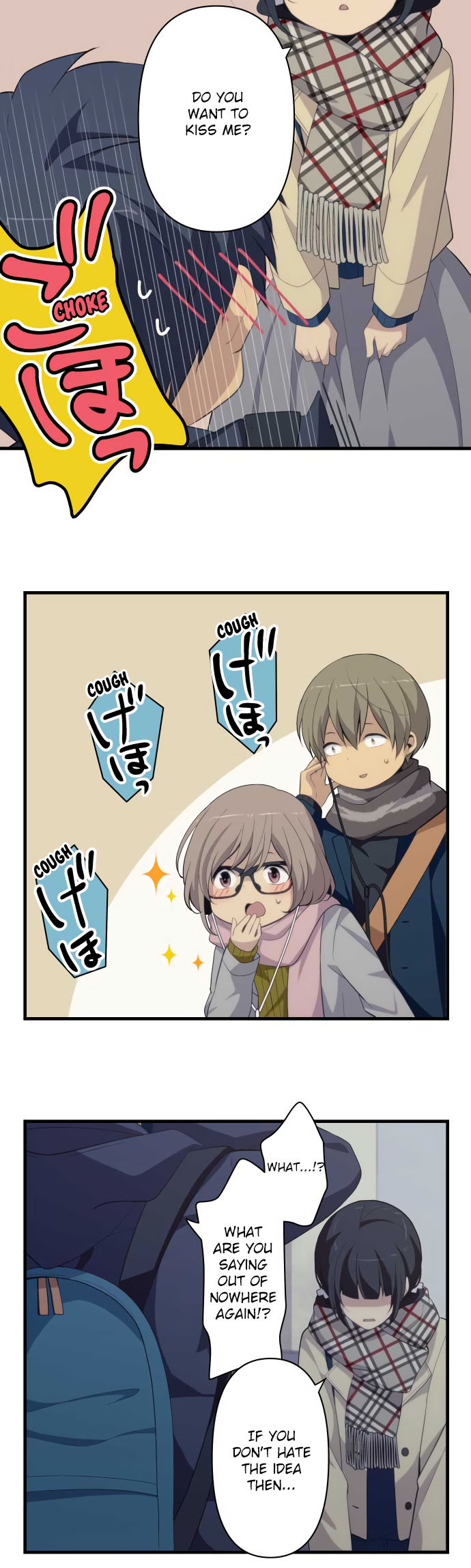 ReLIFE Chapter 209  Online Free Manga Read Image 18