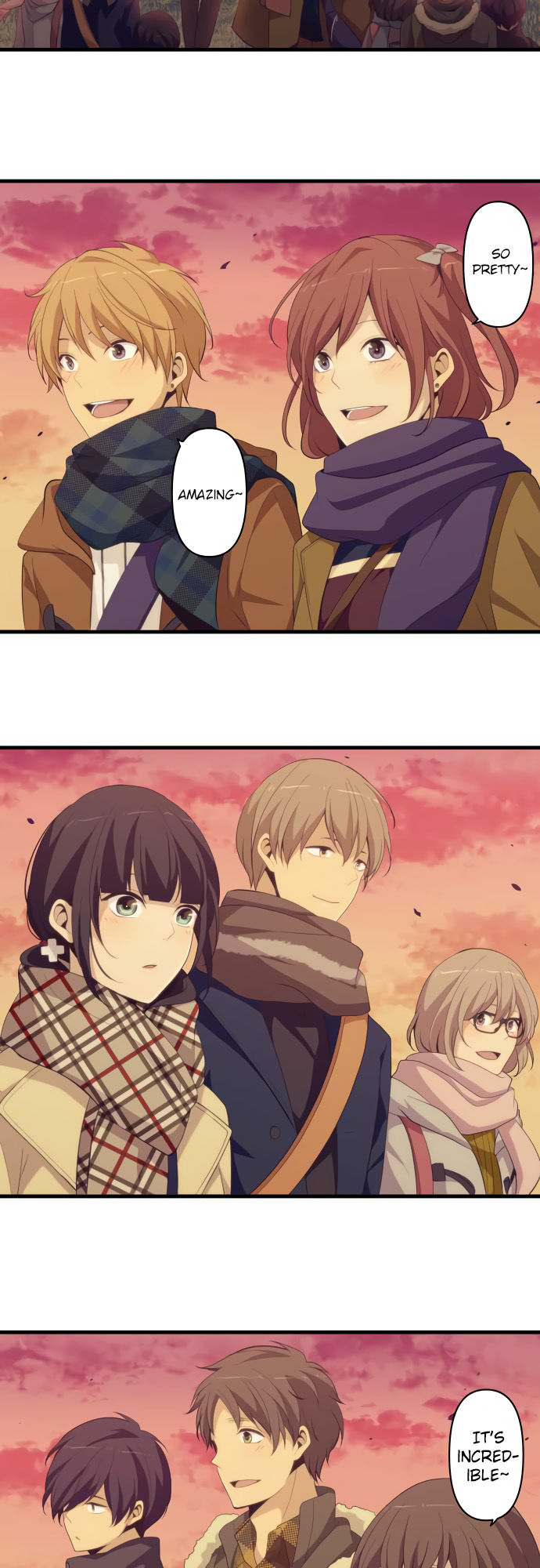 ReLIFE Chapter 209  Online Free Manga Read Image 2