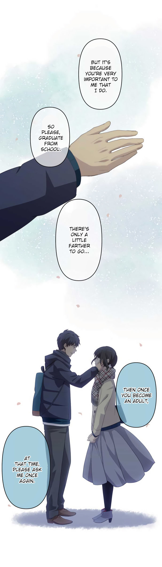 ReLIFE Chapter 209  Online Free Manga Read Image 25