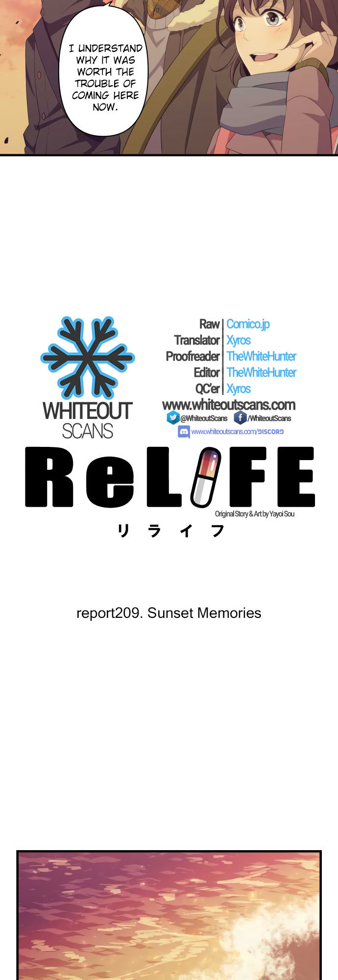 ReLIFE Chapter 209  Online Free Manga Read Image 3