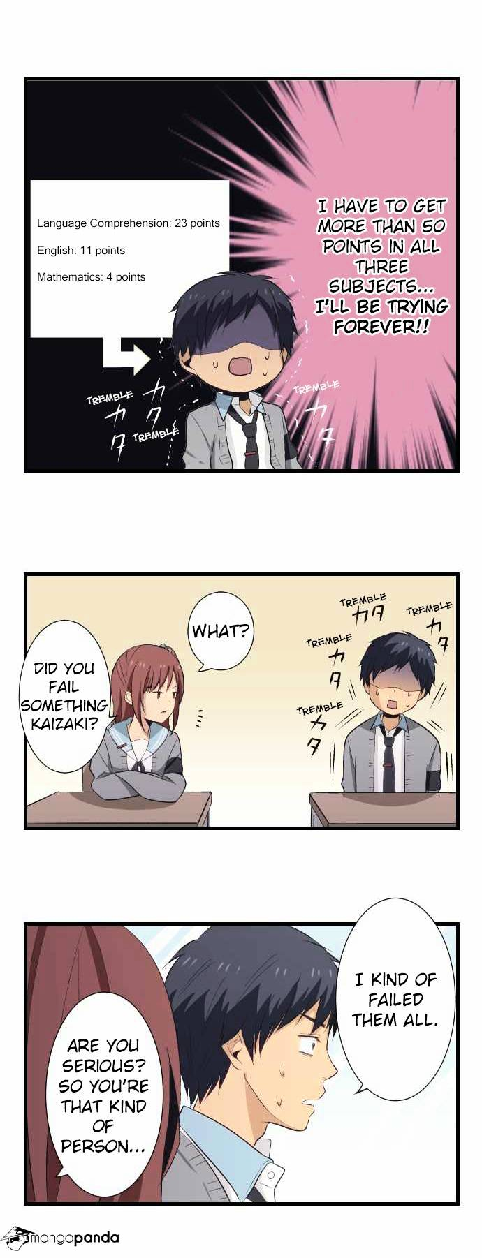 ReLIFE Chapter 21  Online Free Manga Read Image 12