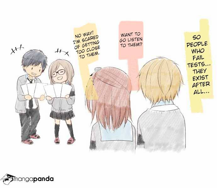 ReLIFE Chapter 21  Online Free Manga Read Image 18