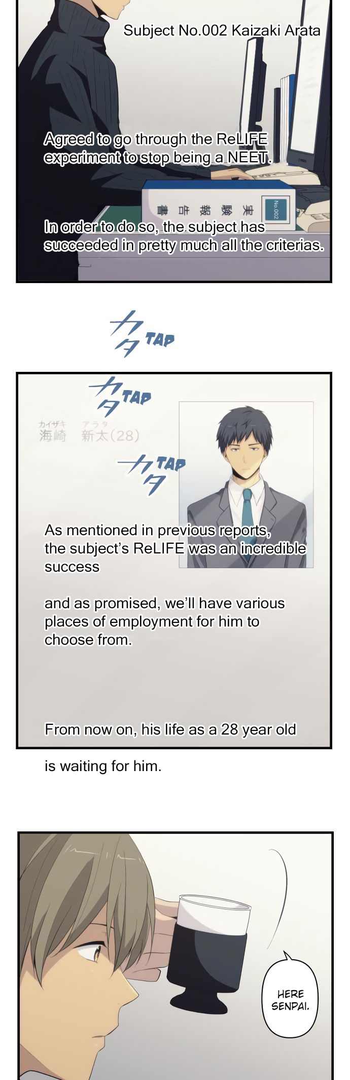 ReLIFE Chapter 210  Online Free Manga Read Image 15