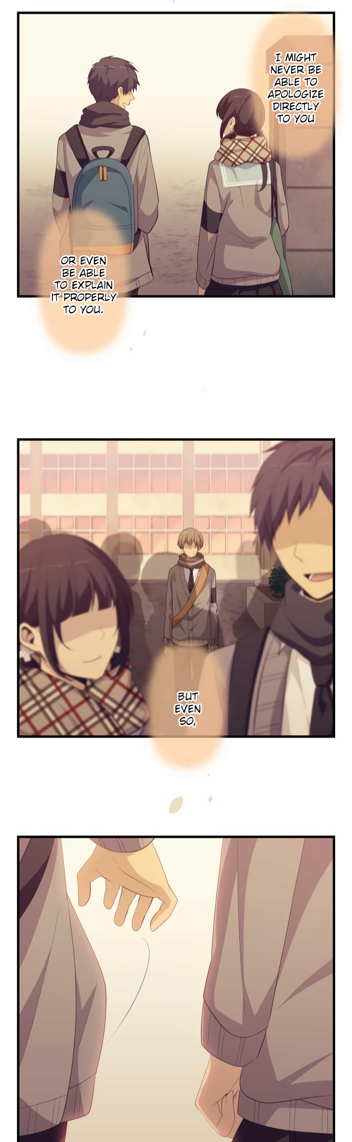 ReLIFE Chapter 210  Online Free Manga Read Image 25