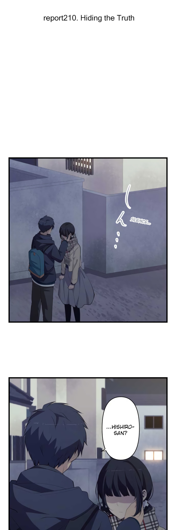 ReLIFE Chapter 210  Online Free Manga Read Image 3