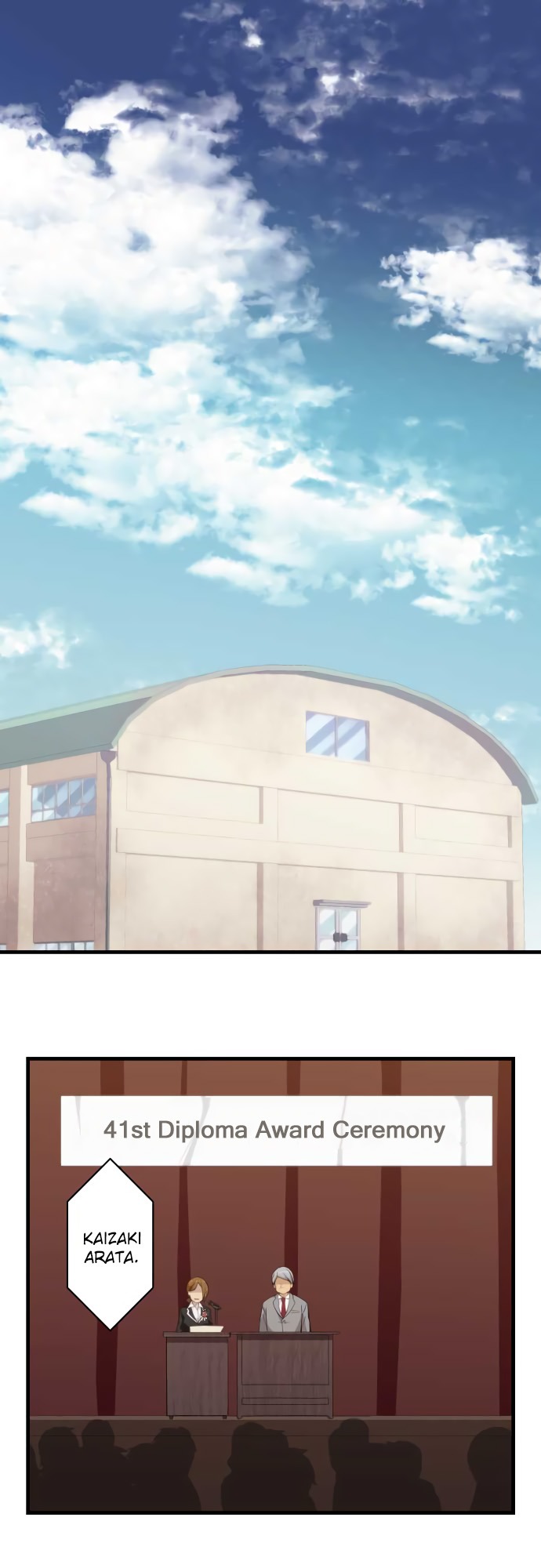 ReLIFE Chapter 211  Online Free Manga Read Image 1