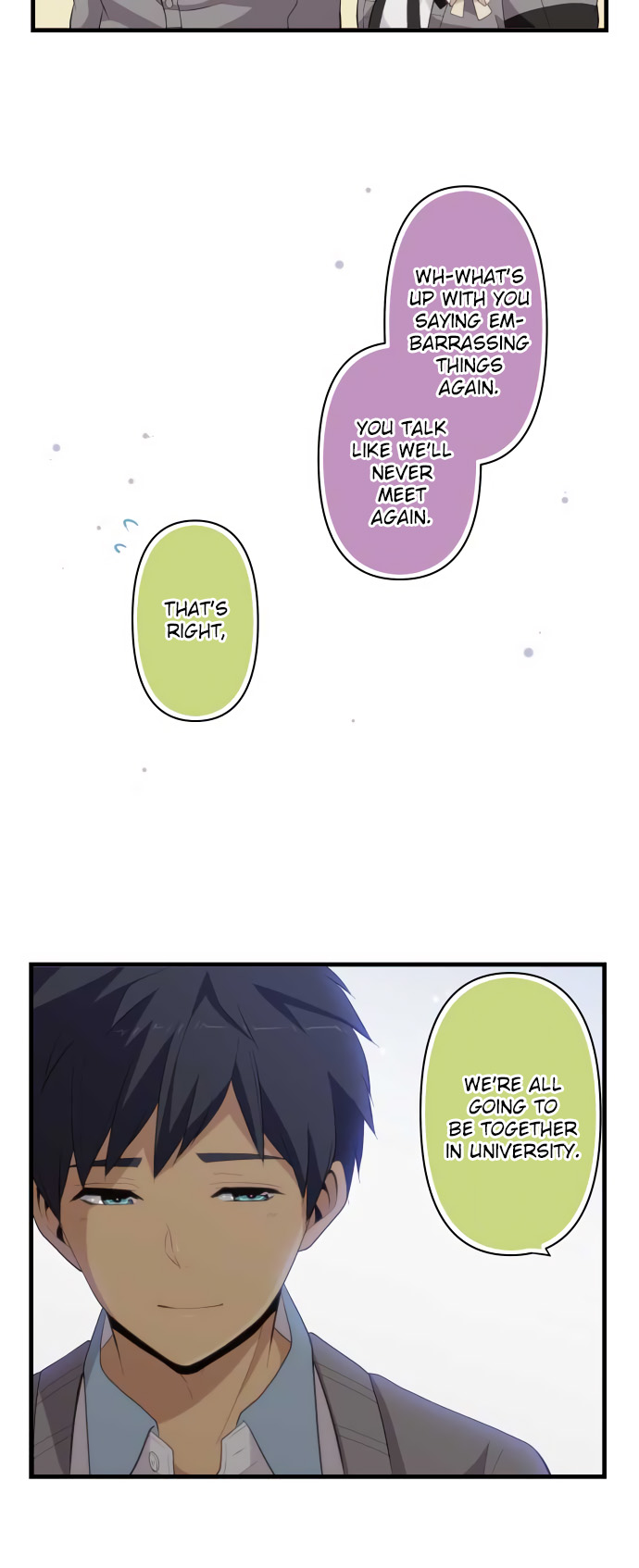 ReLIFE Chapter 211  Online Free Manga Read Image 16