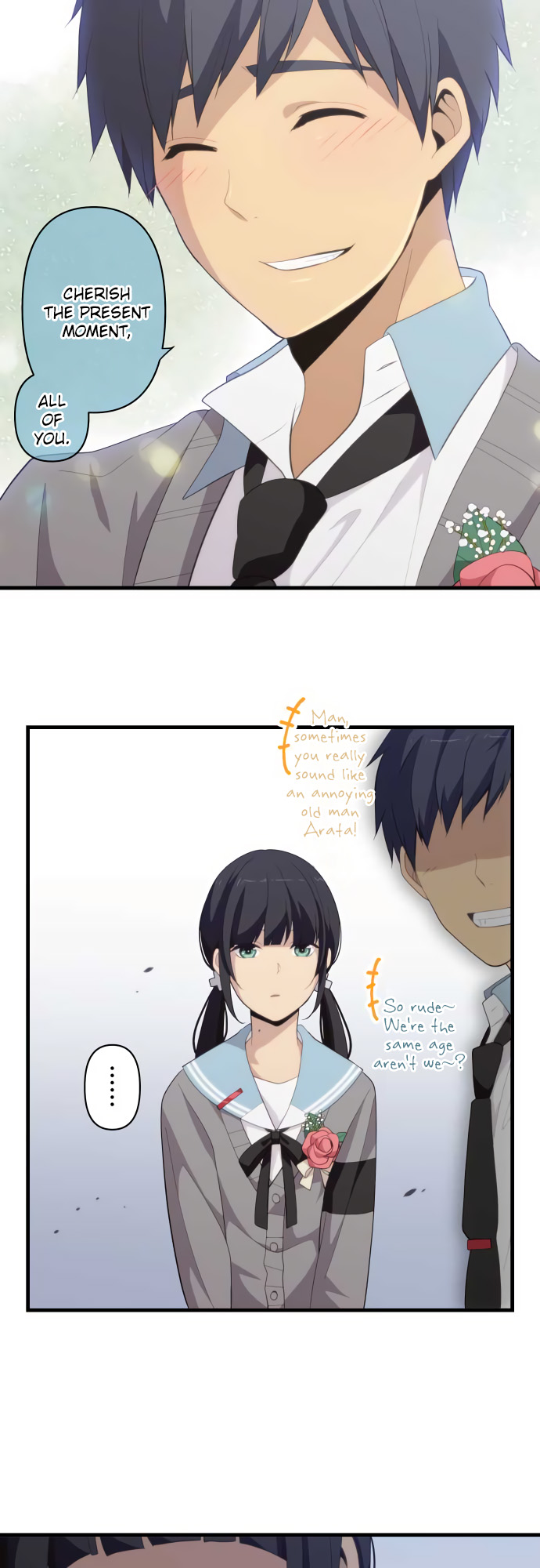 ReLIFE Chapter 211  Online Free Manga Read Image 18