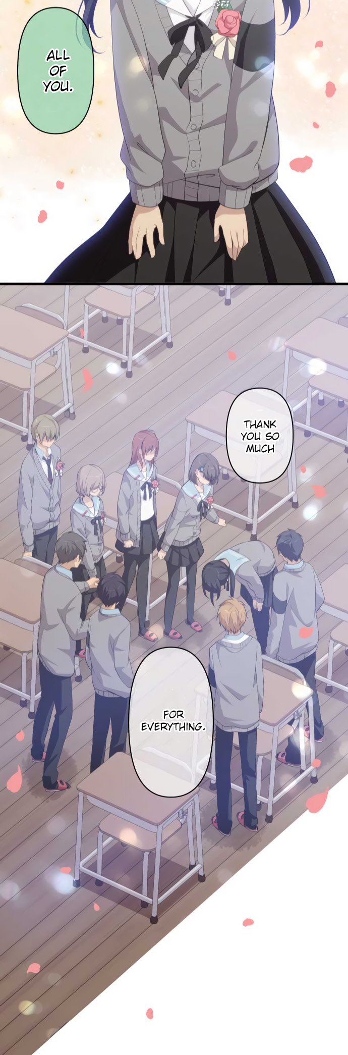 ReLIFE Chapter 211  Online Free Manga Read Image 22