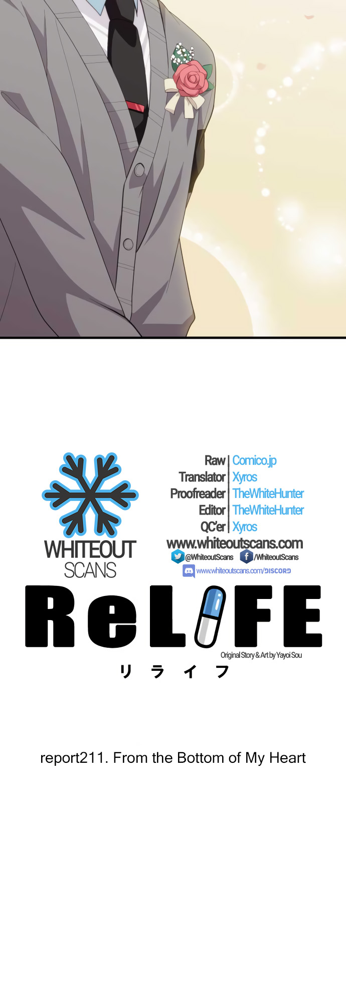 ReLIFE Chapter 211  Online Free Manga Read Image 4