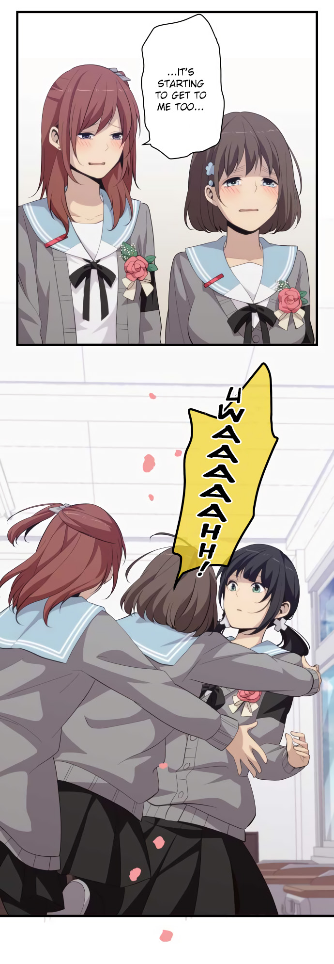 ReLIFE Chapter 212  Online Free Manga Read Image 2