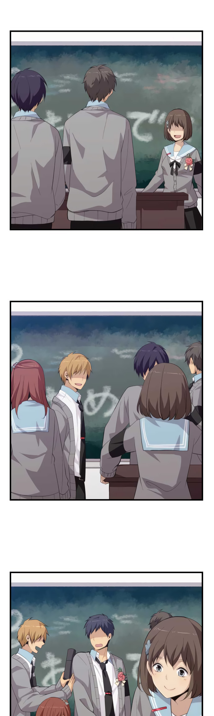 ReLIFE Chapter 212  Online Free Manga Read Image 6