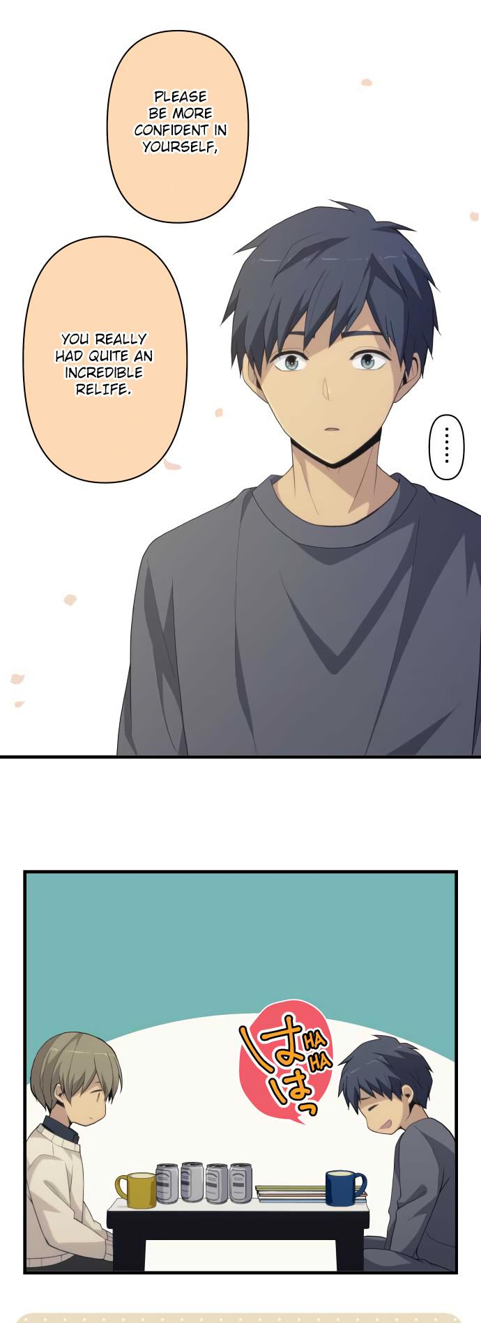 ReLIFE Chapter 214  Online Free Manga Read Image 11
