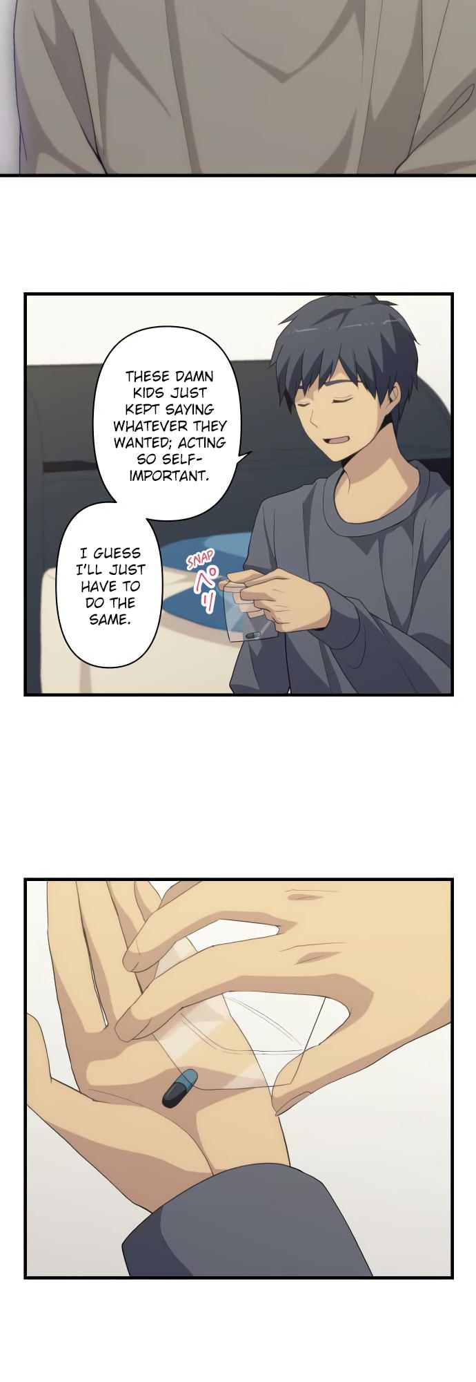 ReLIFE Chapter 214  Online Free Manga Read Image 18