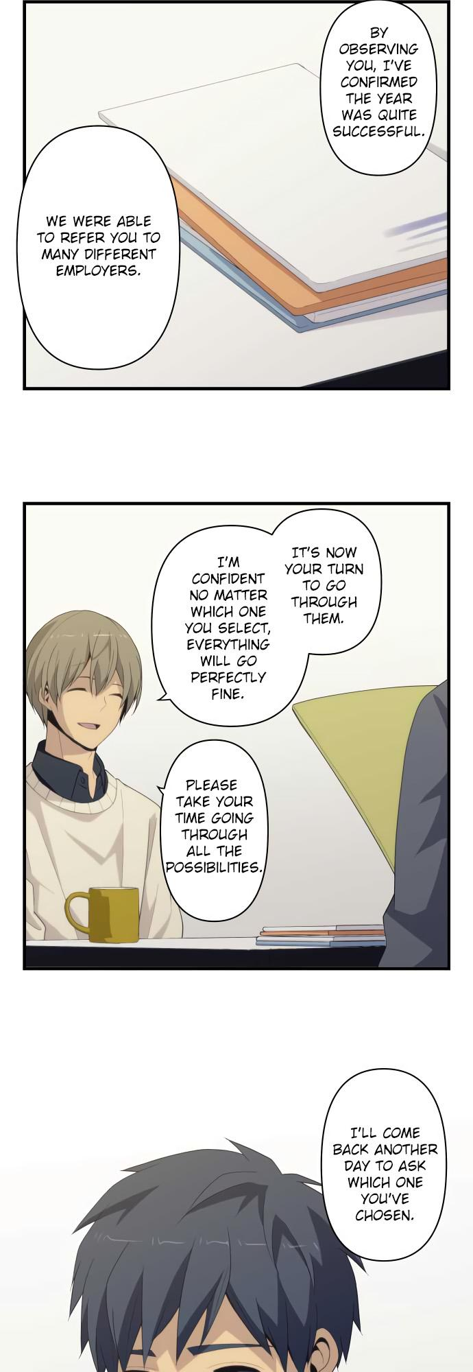 ReLIFE Chapter 214  Online Free Manga Read Image 2