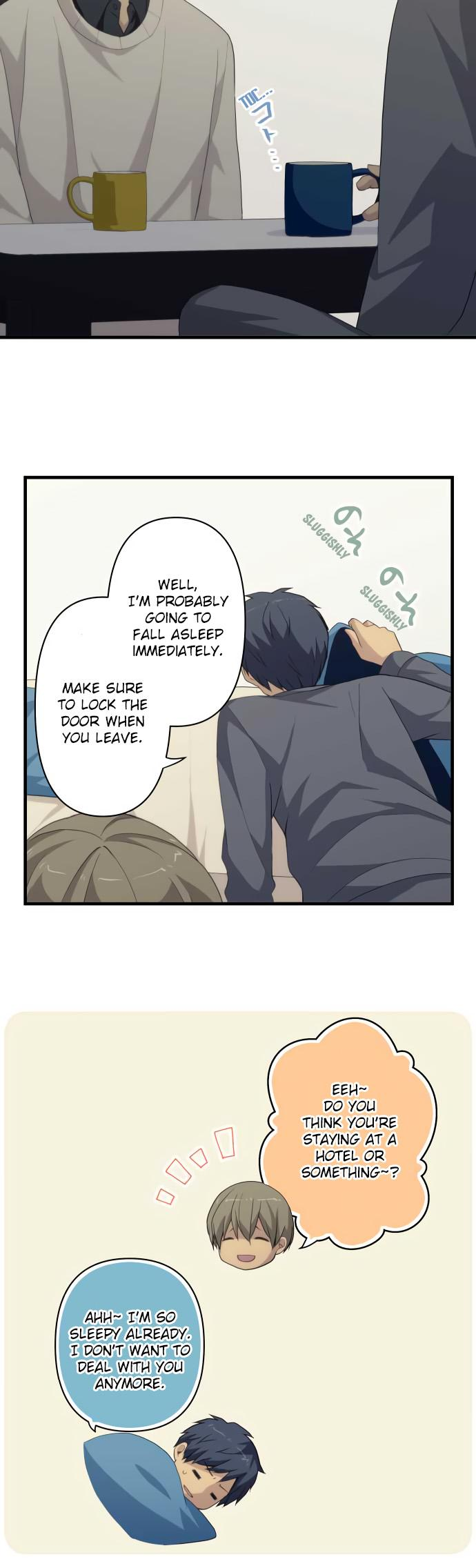 ReLIFE Chapter 214  Online Free Manga Read Image 20