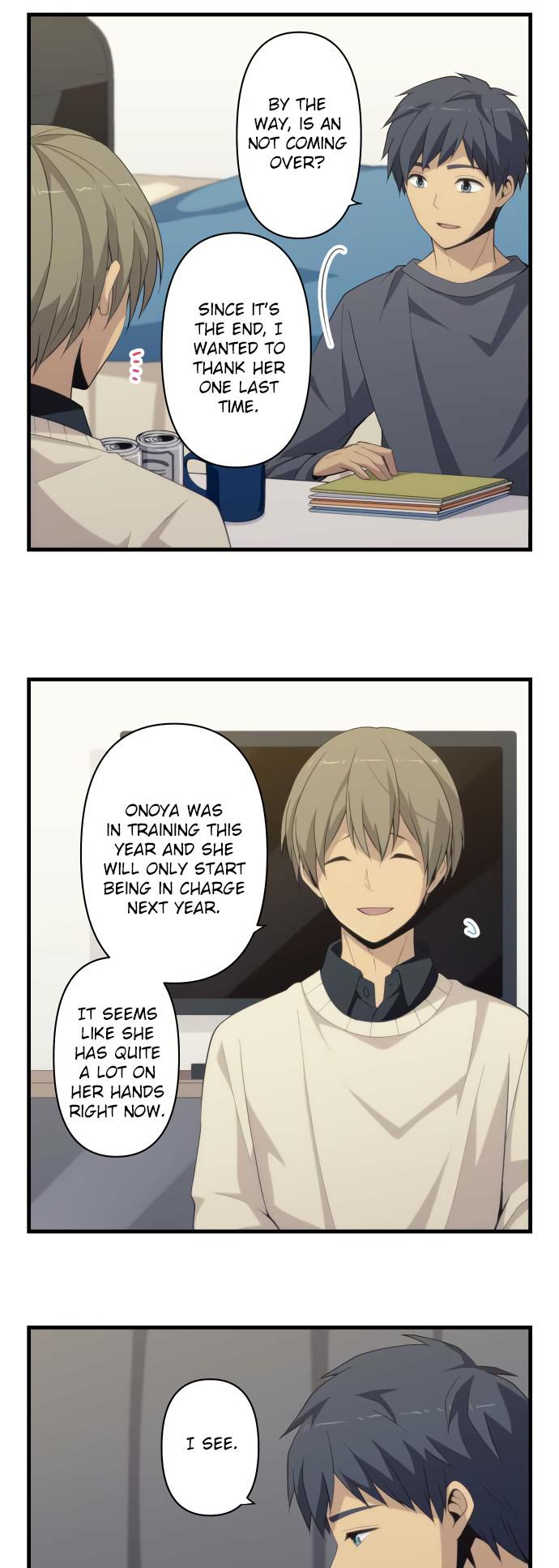 ReLIFE Chapter 214  Online Free Manga Read Image 4