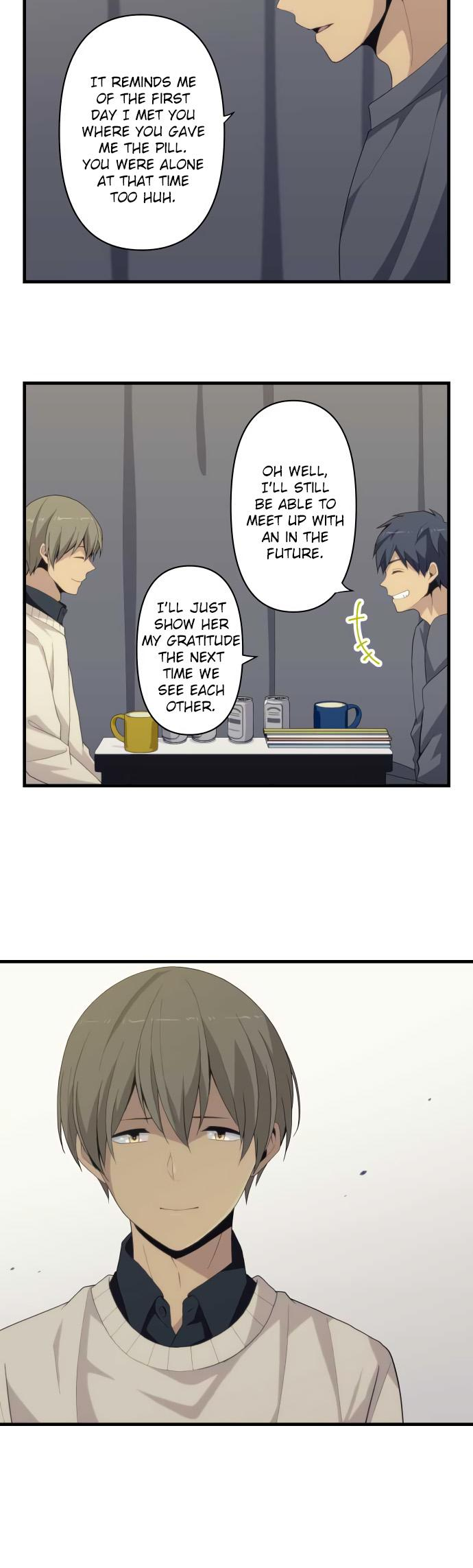 ReLIFE Chapter 214  Online Free Manga Read Image 5