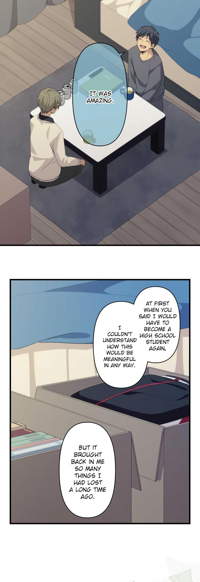 ReLIFE Chapter 214  Online Free Manga Read Image 7