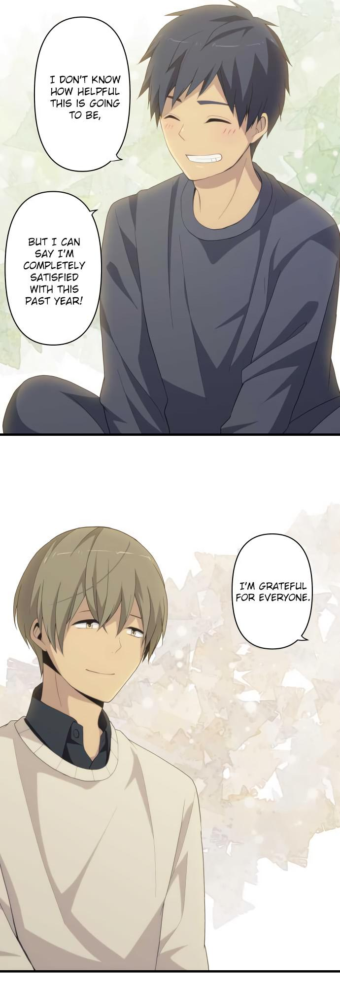 ReLIFE Chapter 214  Online Free Manga Read Image 8