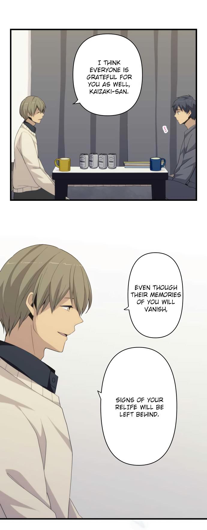 ReLIFE Chapter 214  Online Free Manga Read Image 9