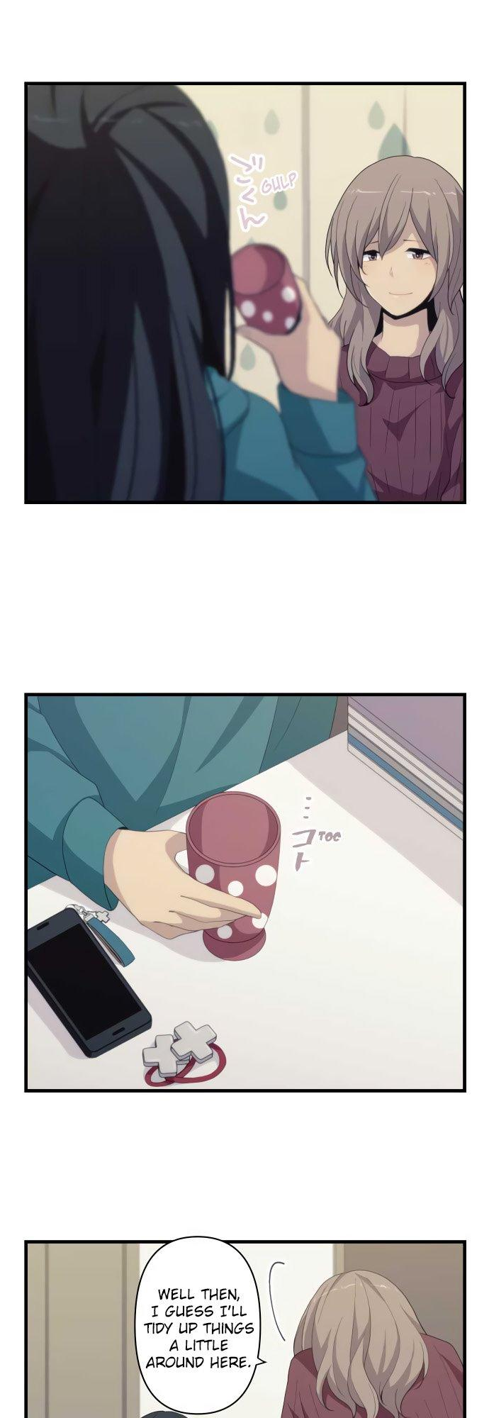 ReLIFE Chapter 215  Online Free Manga Read Image 13