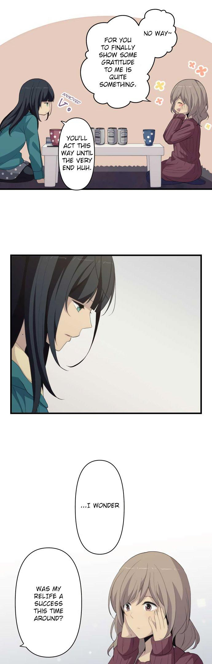 ReLIFE Chapter 215  Online Free Manga Read Image 2