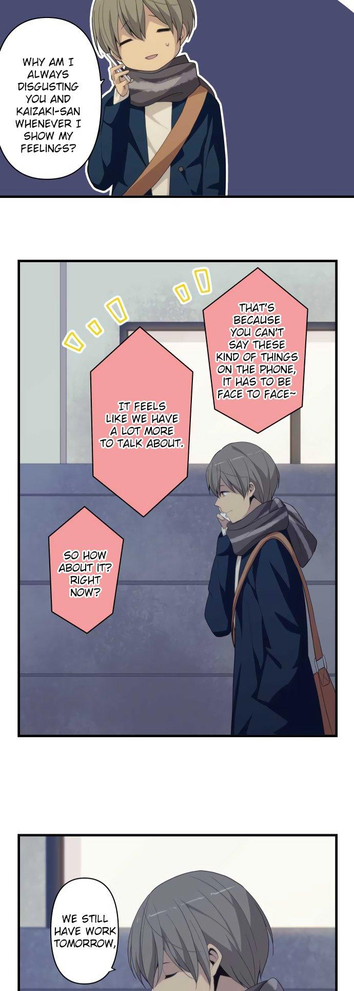 ReLIFE Chapter 215  Online Free Manga Read Image 21