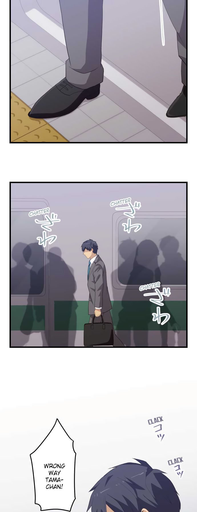 ReLIFE Chapter 217  Online Free Manga Read Image 20