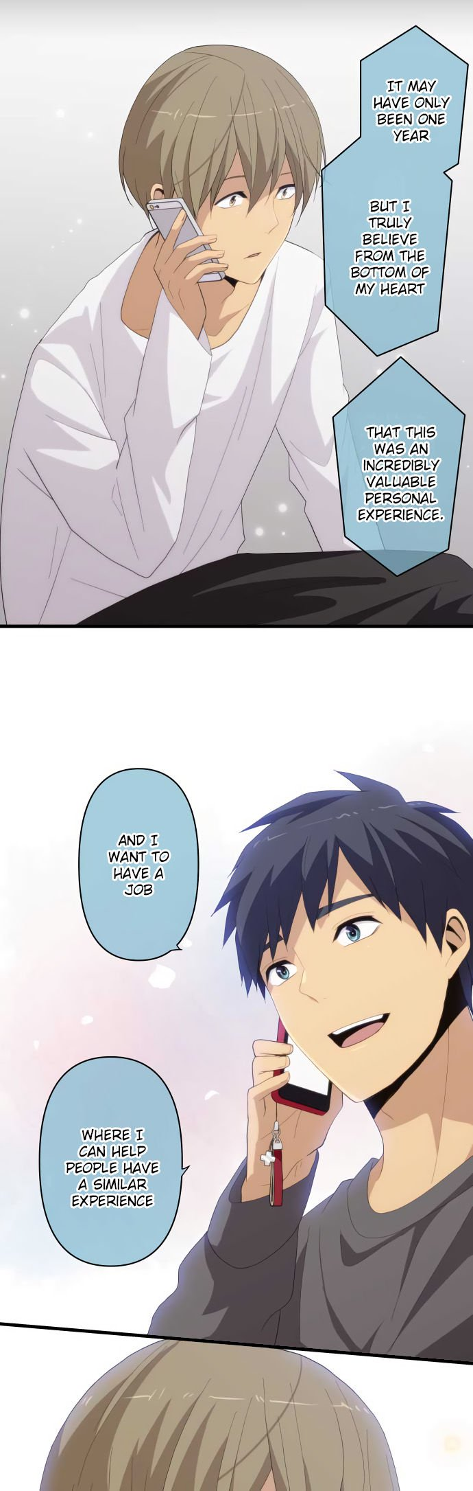 ReLIFE Chapter 217  Online Free Manga Read Image 7
