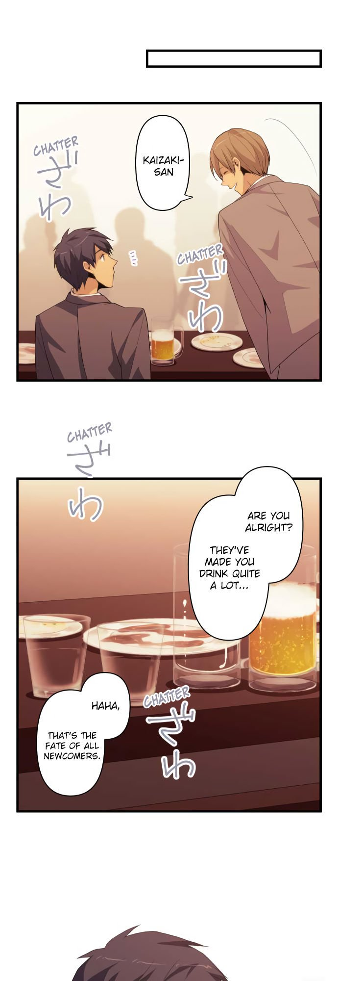ReLIFE Chapter 218  Online Free Manga Read Image 21