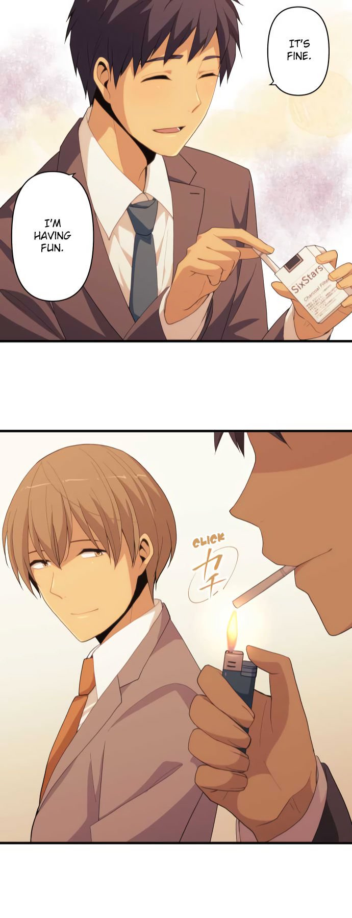 ReLIFE Chapter 218  Online Free Manga Read Image 22