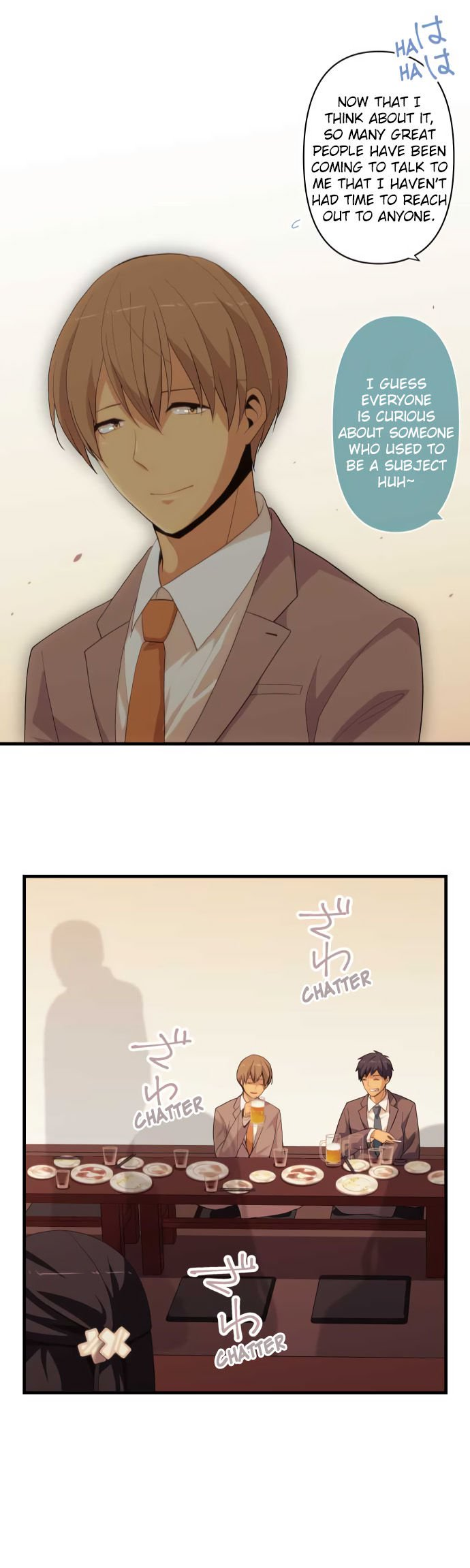 ReLIFE Chapter 218  Online Free Manga Read Image 24