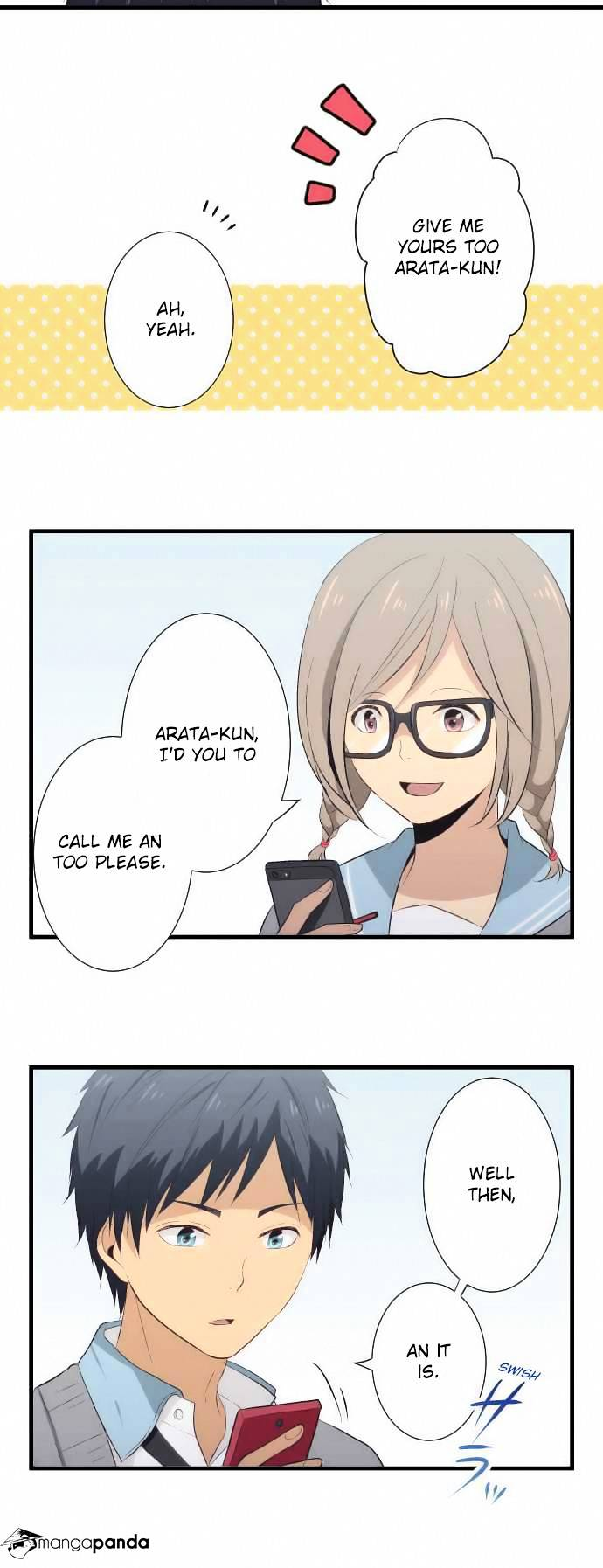ReLIFE Chapter 22  Online Free Manga Read Image 15