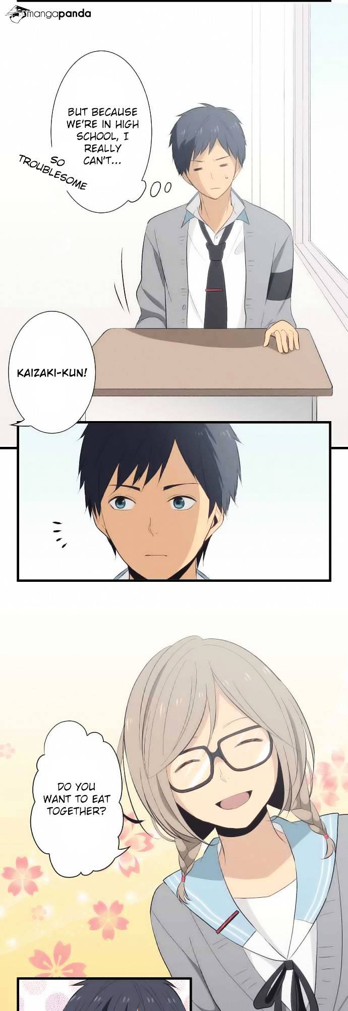ReLIFE Chapter 22  Online Free Manga Read Image 2
