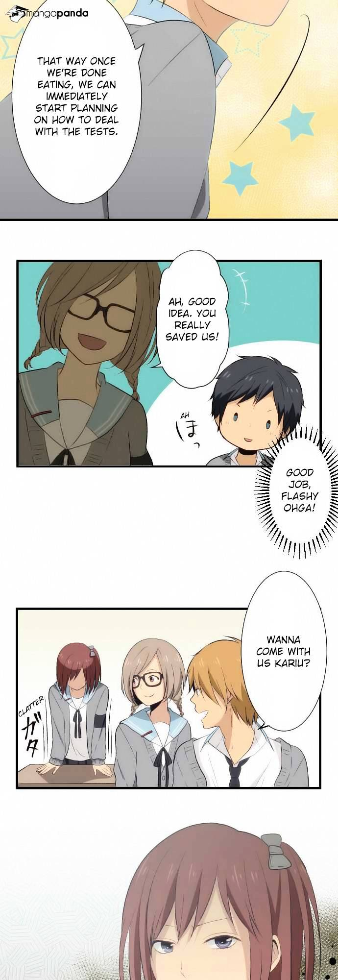 ReLIFE Chapter 22  Online Free Manga Read Image 5
