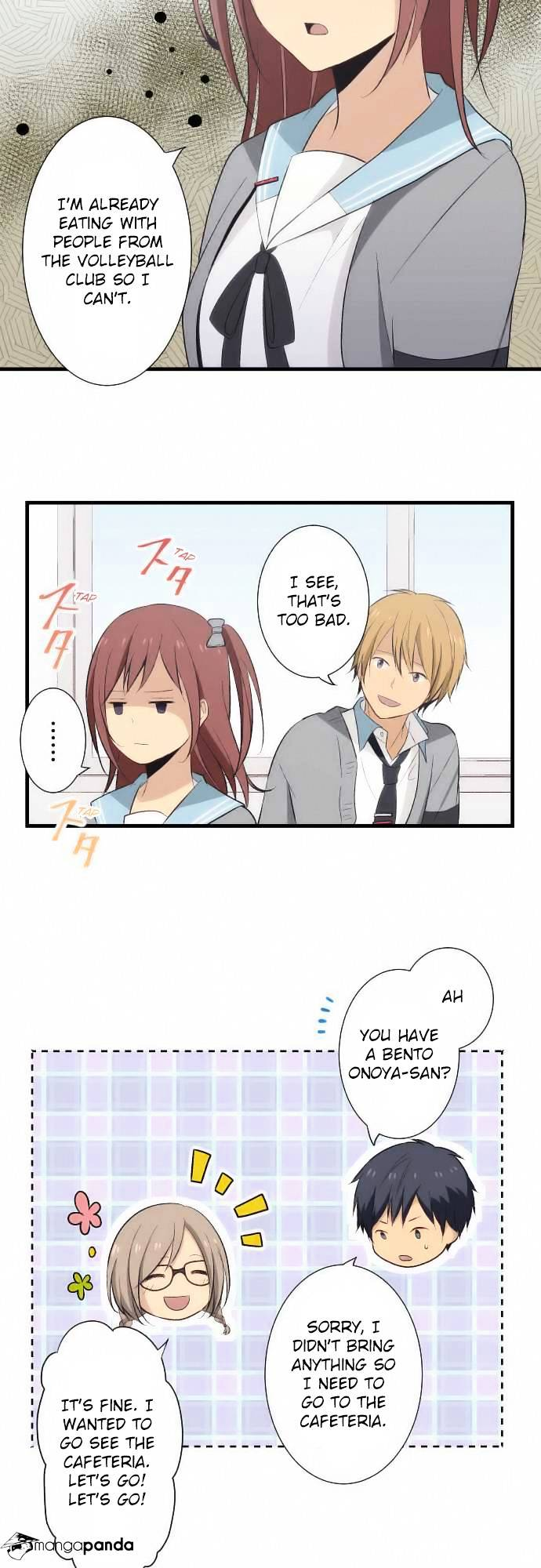 ReLIFE Chapter 22  Online Free Manga Read Image 6