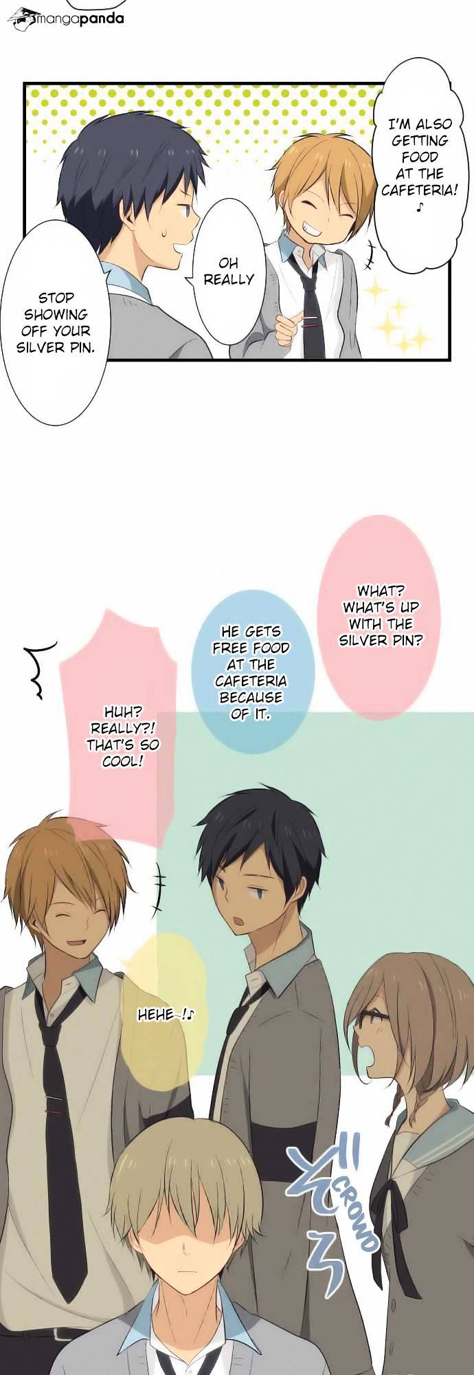 ReLIFE Chapter 22  Online Free Manga Read Image 7