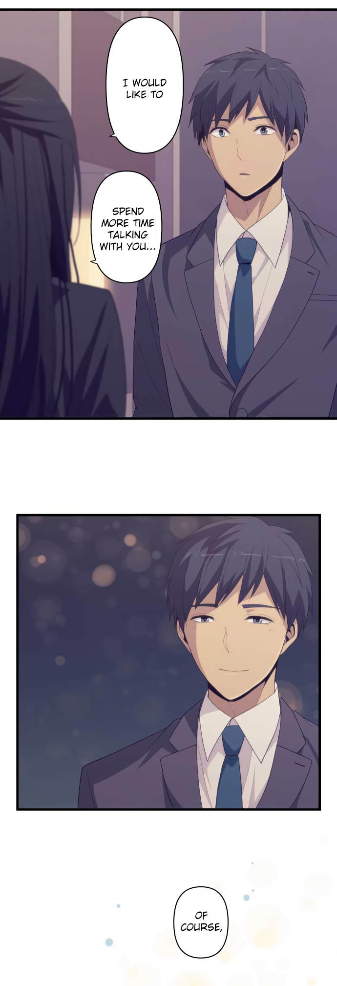 ReLIFE Chapter 220  Online Free Manga Read Image 3
