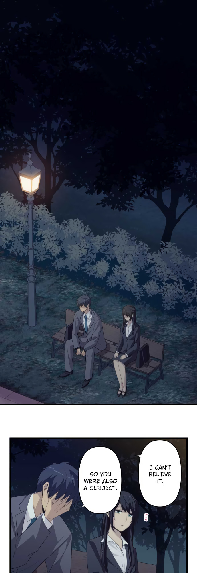 ReLIFE Chapter 221  Online Free Manga Read Image 1