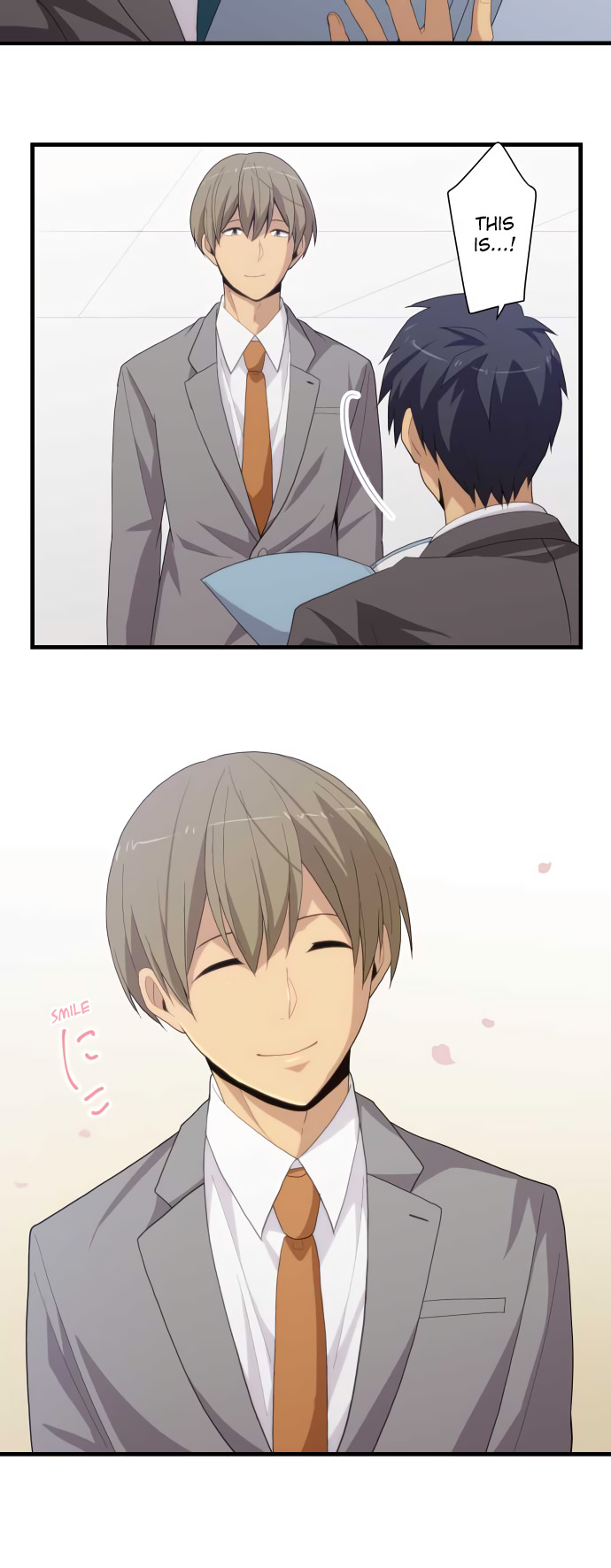 ReLIFE Chapter 221  Online Free Manga Read Image 18