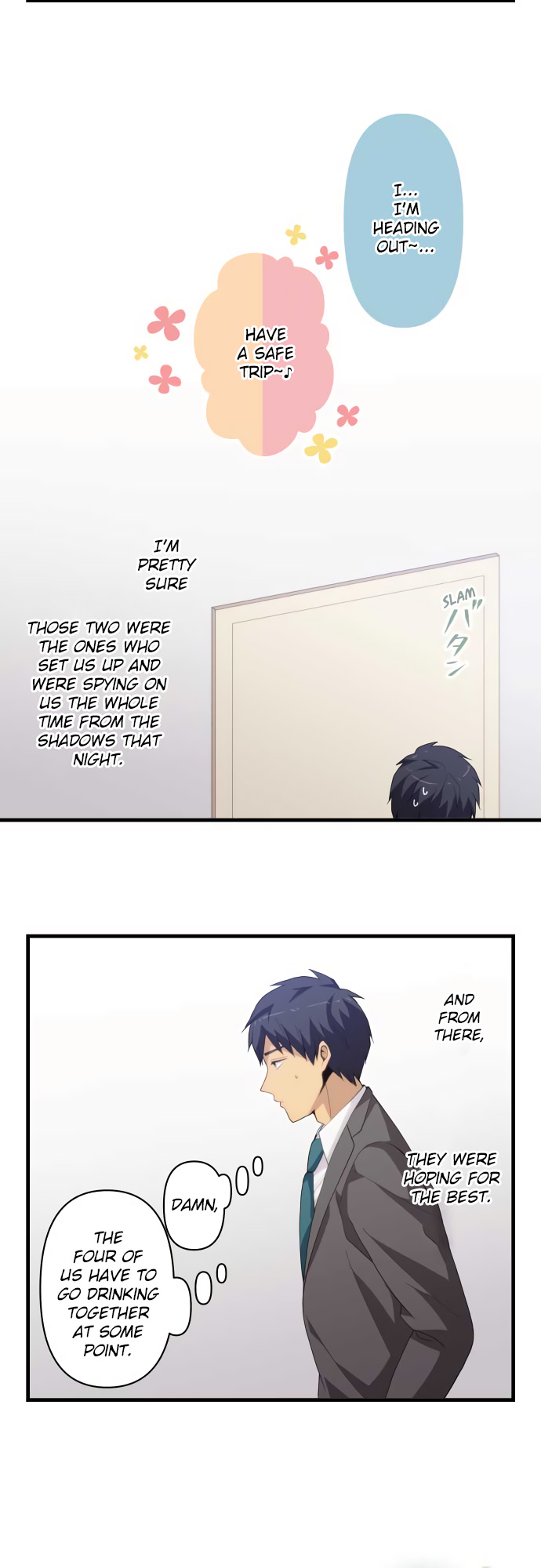 ReLIFE Chapter 221  Online Free Manga Read Image 20