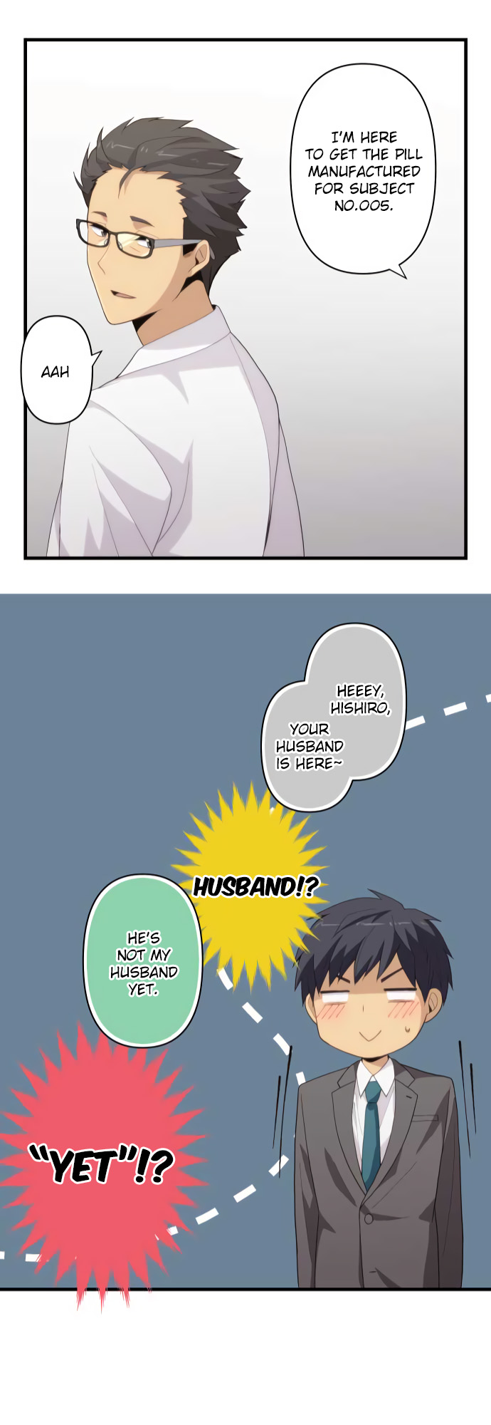 ReLIFE Chapter 221  Online Free Manga Read Image 22