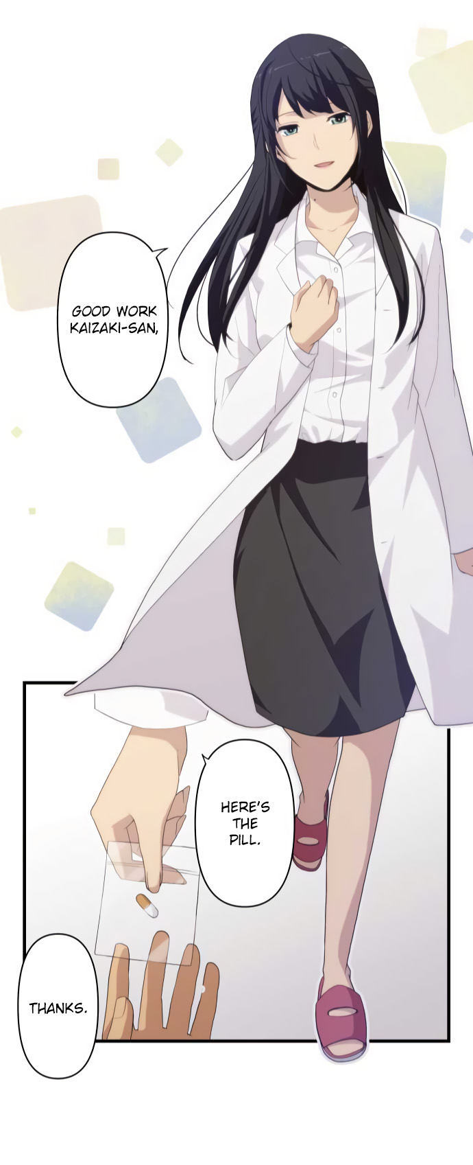 ReLIFE Chapter 221  Online Free Manga Read Image 23