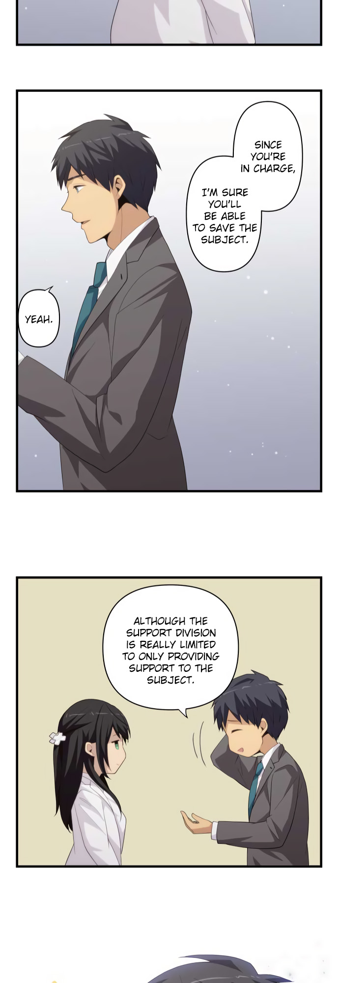 ReLIFE Chapter 221  Online Free Manga Read Image 25
