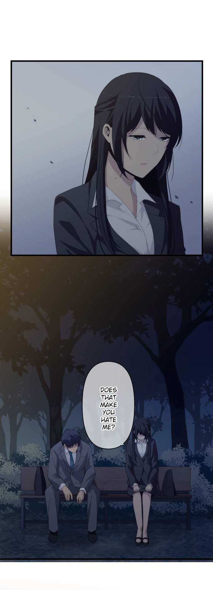 ReLIFE Chapter 221  Online Free Manga Read Image 6